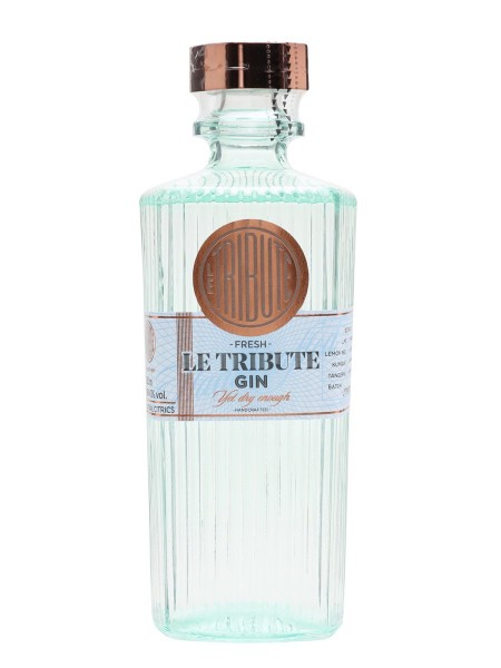 Le Tribute Gin 43% 70cl