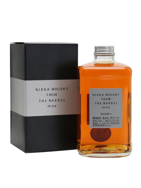 Nikka From The Barrel 50 cl. 51,4%